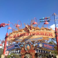 Photo taken at The Barnstormer by Mike L. on 11/30/2012