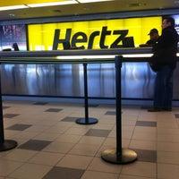 Photo taken at Hertz by Suree on 2/2/2013