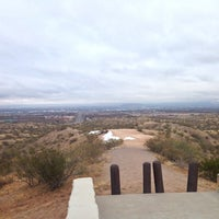 Photo taken at Roadrunner Rest Area by Christopher G. on 11/24/2013