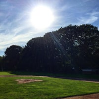 Photo taken at Loughlin Avenue Playground by Suzanne D. on 10/12/2016