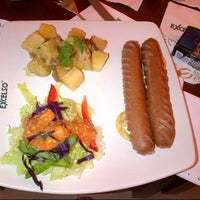 Photo taken at EXCELSO Café by Febriana_larasati C. on 5/29/2013