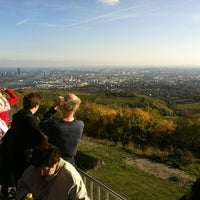 Photo taken at Kahlenberg by Petr K. on 10/14/2012