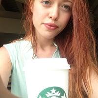 Photo taken at Starbucks by Anastasia B. on 7/1/2013