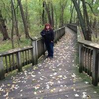 Photo taken at Wegerzyn Gardens MetroPark by Anna F. on 10/26/2013