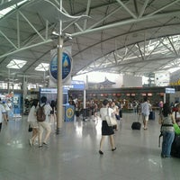 Photo taken at Incheon International Airport (ICN) by David B. on 8/9/2013