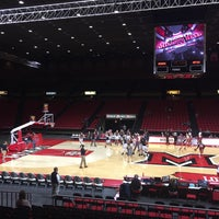 Photo taken at John D Millett Hall by Dallas M. on 11/19/2015