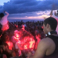 Photo taken at Bikini Beach by Manuel R. on 1/6/2013