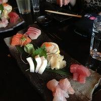 Photo taken at Takara Sushi by Hang S. on 5/30/2013