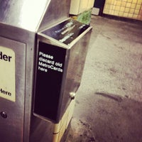 Photo taken at MTA Subway - 20th Ave (N) by Anthony G. on 11/24/2012