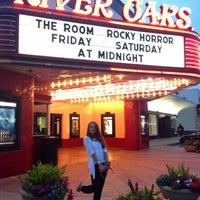 Photo taken at Landmark River Oaks Theatre by Kira R. on 5/10/2013