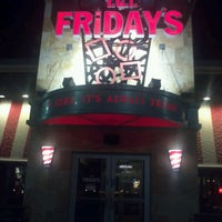 Photo taken at TGI Fridays by George B. on 11/25/2013