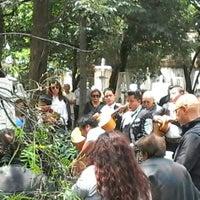 Photo taken at Panteón San Rafael by D h. on 9/11/2014