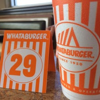 Photo taken at Whataburger by Gil G. on 10/15/2016