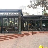 Photo taken at Starbucks by Justin G. on 7/20/2013