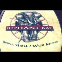 Photo taken at Elephant Bar by Joey S. on 9/3/2012