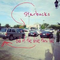 Photo taken at Starbucks by Jenny E. on 8/9/2012
