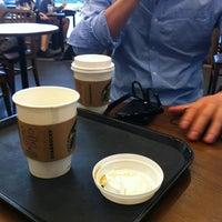 Photo taken at Starbucks by philomenus k. on 9/21/2012