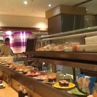 Photo taken at Sushi Tei by Ajie Y. on 5/4/2013
