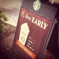 Photo taken at Starbucks by Chris C. on 8/31/2013