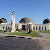 Photo taken at Griffith Observatory by Ann T. on 6/4/2013