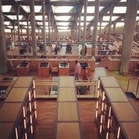 Photo taken at Bibliotheca Alexandrina by Naz A. on 6/22/2013