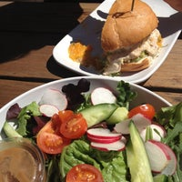 Photo taken at Uneeda Burger by Roxana N. on 5/5/2013