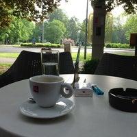 Photo taken at STRIBOR caffe bar by Mladen J. on 5/1/2013