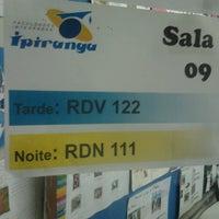 Photo taken at Faculdades Integradas Ipiranga by Caio C. on 4/23/2013