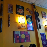 Photo taken at Pepe's Pizza by Andrea A. on 7/10/2013