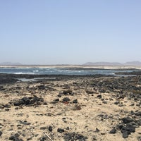 Photo taken at Faro del Tostón by Christoph E. on 7/8/2015