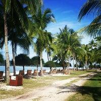 Photo taken at Meritus Pelangi Beach Resort & Spa Langkawi by Tan U. on 9/17/2012