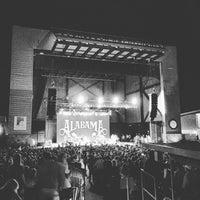 Photo taken at Tuscaloosa Amphitheater by Kristin on 10/10/2015