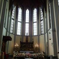 Photo taken at Gereja Katolik Katedral Jakarta by °•✿°Pℜ❣Ñč♔§§♛ °. on 9/23/2012