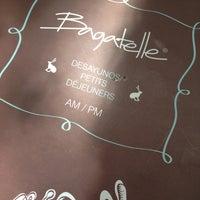 Photo taken at Bagatelle by Ana on 6/22/2013