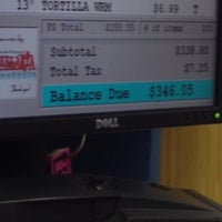 Photo taken at Vallarta Supermarkets by Christina C. on 7/24/2014