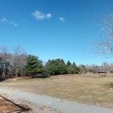 Photo taken at King Street Memorial Park by Geoffrey Z. on 3/24/2013