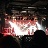 Photo taken at Roseland Theater by Diana G. on 11/7/2013