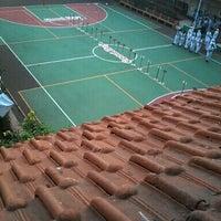 Photo taken at SMKN 8 Jakarta by Alfiah V. on 9/30/2013