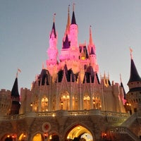Photo taken at Walt Disney World Resort by Melanie O. on 10/25/2012