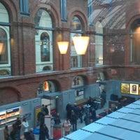 Photo taken at DB Lounge by Eugene K. on 12/17/2012