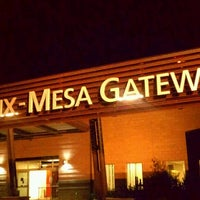 Photo taken at Phoenix-Mesa Gateway Airport (AZA) by Jennifer H. on 10/26/2012