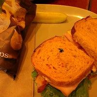 Photo taken at Panera Bread by Ris M. on 6/6/2013