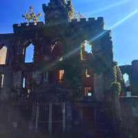 Photo taken at Smallpox Hospital by Christopher C. on 10/15/2016