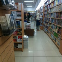 Photo taken at Gramedia by Jo Febri Koto on 7/25/2015