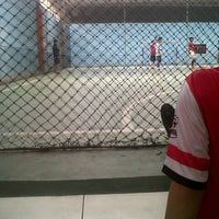 Photo taken at Mayasari Futsal by Malikul P. on 9/8/2013