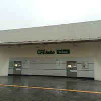 Photo taken at CFE Atenco by Diana C. on 7/19/2013