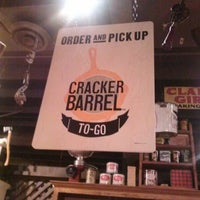 Photo taken at Cracker Barrel Old Country Store by CT T. on 6/18/2013