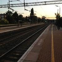 Photo taken at Leighton Buzzard Railway Station (LBZ) by Alex C. on 8/14/2013