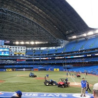 Photo taken at Rogers Centre by Casey P. on 6/17/2013