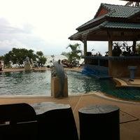 Photo taken at Haad Tian Beach Resort by Mathew K. on 7/22/2013